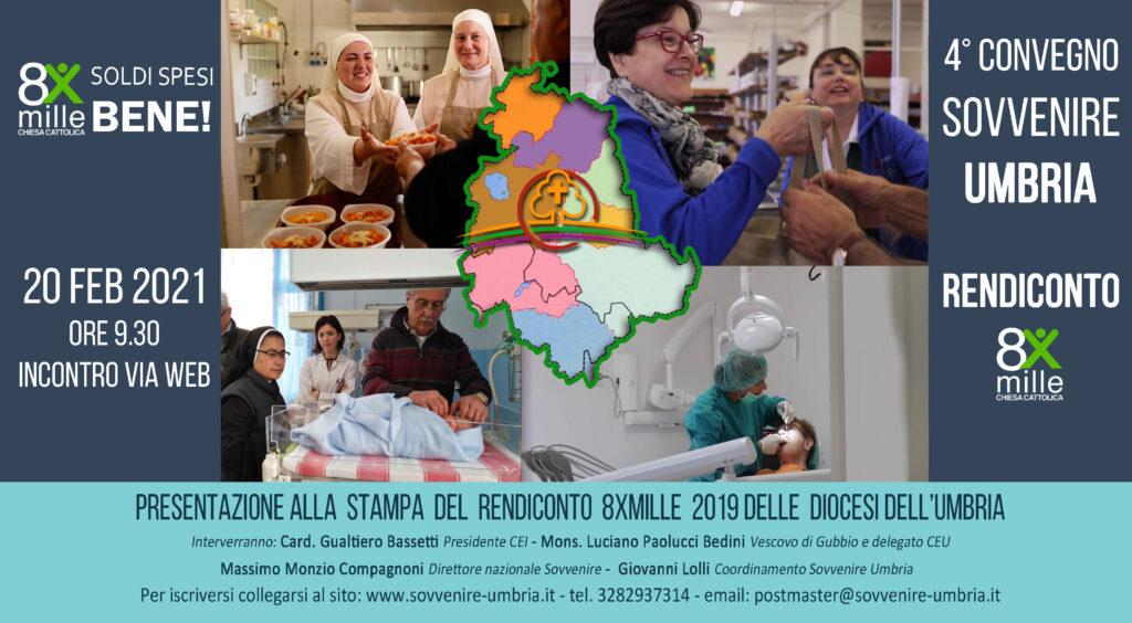 Quarto convegno Sovvenire Umbria